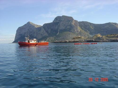 2005 AMP Capo Gallo campi boe 2